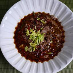 Chengdu Challenge #12: Shui Zhu Beef (Shui Zhu Niu Rou)