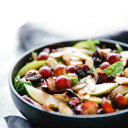 Cherry Balsamic Salad