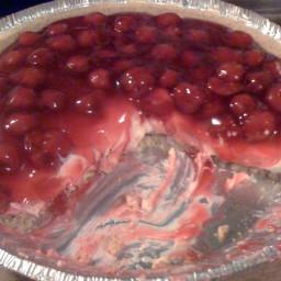 Cherry Cheese Pie