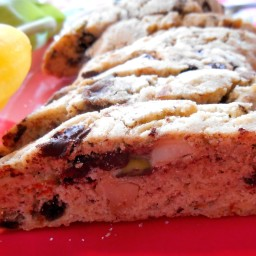 Cherry Chocolate Biscotti