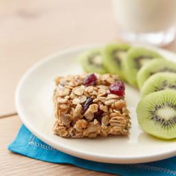 Cherry-Nut Granola Squares