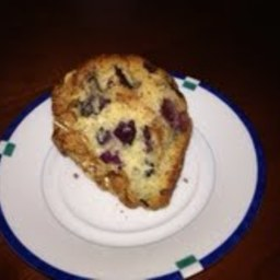 Cherry Ripple Sour Cream Coffee Cake (5 Pts)