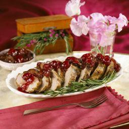 Pork - Cherry Roasted