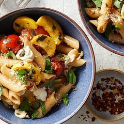 Cherry Tomato & Garlic Pasta