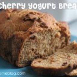 Cherry Yogurt Bread: A Bread Machine Recipe with SO Much Potential