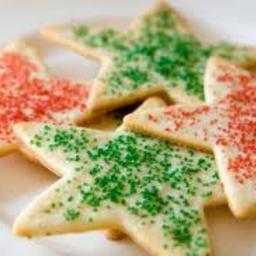 Cheryl's Christmas Cookies