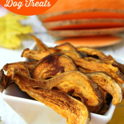 Chewy Sweet Potato Dog Treats