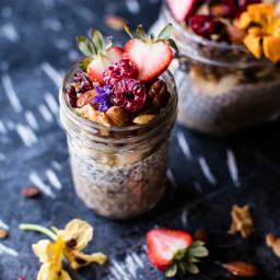 Chia Pudding with Grain Free Granola