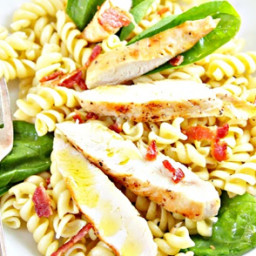 Chicken And Bacon Rotini