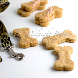 Chicken and Cheese Dog Biscuits (aka Mommy Cookies)