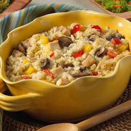 Chicken and Rice Casserole, Low Sodium