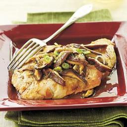 Chicken and Shiitake Marsala