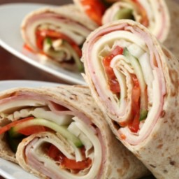Wraps and Rolls recipes