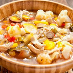 Chicken and Vegetable SoupRecipe
