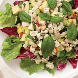 Chicken and White Bean Salad