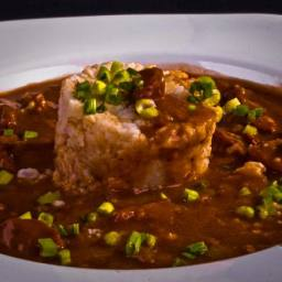 Chicken Andouille Gumbo