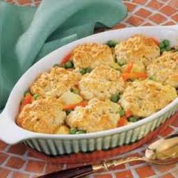 Chicken Biscuit Stew
