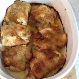 Chicken Breast Maryland