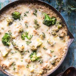 Chicken Broccoli Quinoa Casserole