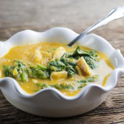 Chicken Butternut Soup
