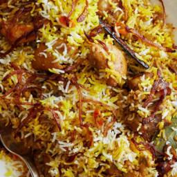 Chicken Byriani