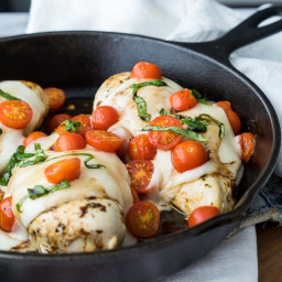 Chicken Caprese Recipes Bigoven