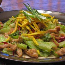 Chicken Celery