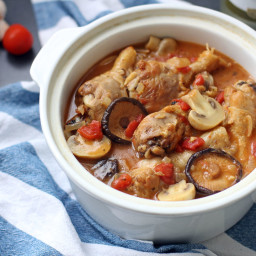 Chicken Chasseur