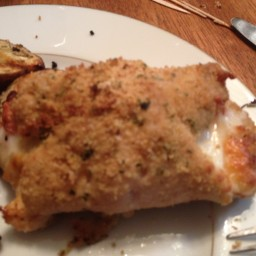 Chicken Cordon Bleu (5 Points)