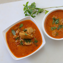 Chicken Curry Without Coconut Milk Recipe