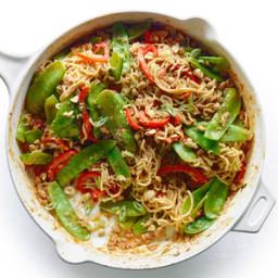 Chicken Dan-Dan Noodles