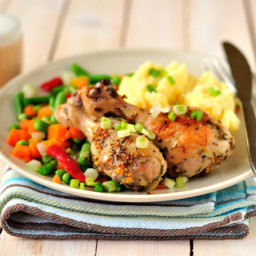 Chicken Dijon (Diabetic)