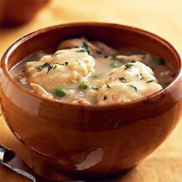 Chicken & Dumplings - EASY