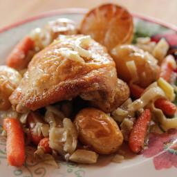 Chicken Fennel Bake