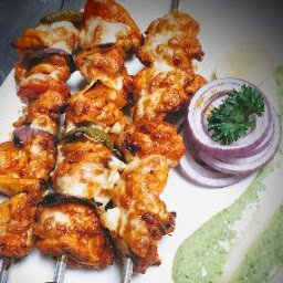 Chicken kebab recipe