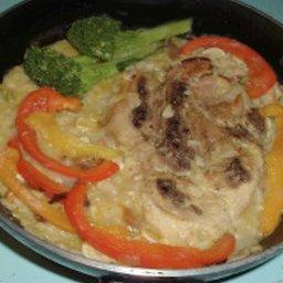 Chicken Licken' Good Pork Chops