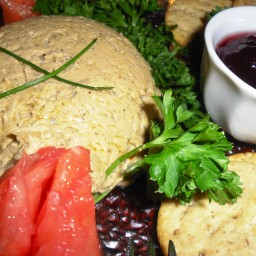 Chicken Liver Pate' (jfk)