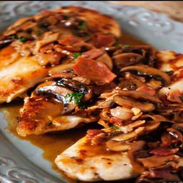 Chicken Marsala - Quickly