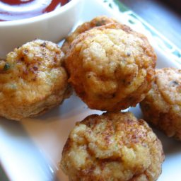Chicken Meatballs(Chiftelute)