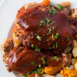 Chicken Merlot - Slow Cooker Recipe