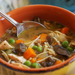 Chicken Noodle Soup #20MinuteMeal