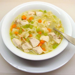 Chicken Noodle Soup Moms