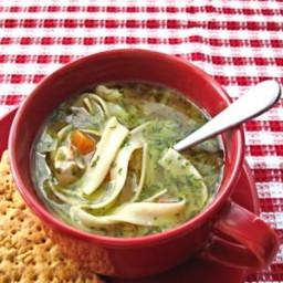 Chicken Noodle Soup (Ina Garten's Recipe)