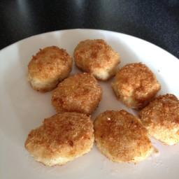 Paleo and Gluten Free Chicken Nuggets