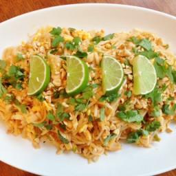 Chicken Pad Thai Gluten Free