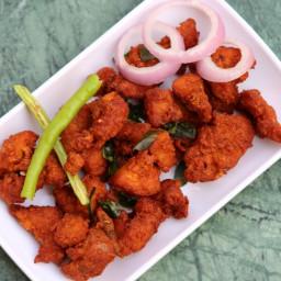 Chicken Pakora Recipe (Pakoda)