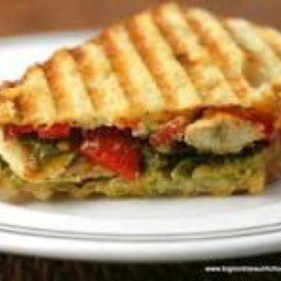 Chicken Panini Sandwiches