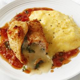 Chicken Parmesan Rollatini