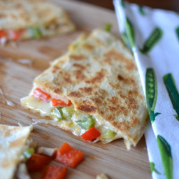 Chicken & Pepper Jack Quesadilla