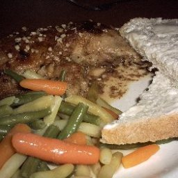 Chicken Piccata **